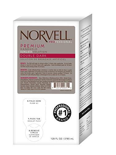Norvell Premium Sunless Tanning Solution - Double Dark