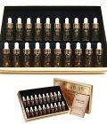 Bergamo / Luxury Gold Collagen & Caviar Wrinkle Care Repair Ampoule Set