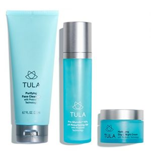 TULA Probiotic Skin Care 3-Step Balanced Skin Bundle