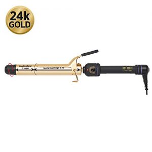 Hot Tools Professional 1 1/4 Inch 24K Gold Extra-Long Barrel Curling