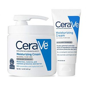 CeraVe Moisturizing Cream Combo Pack | Contains 16 Ounce