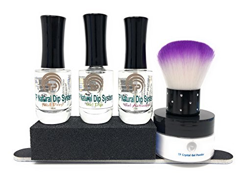 TP Gel Dip Powder System. Easy to use and grow your real nails