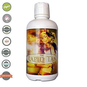 Rapid Tan Bronze Sunless Airbrush Spray Tanning Solution