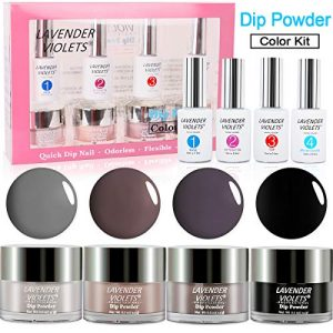 Dip Powder Nail Kit Acrylic Dipping Powder Set