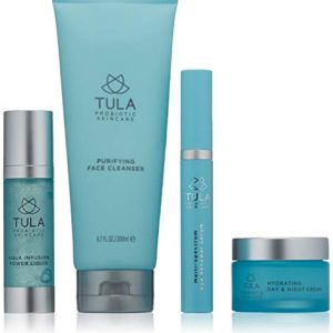TULA Probiotic Skin Care Anti-Aging Discovery Set