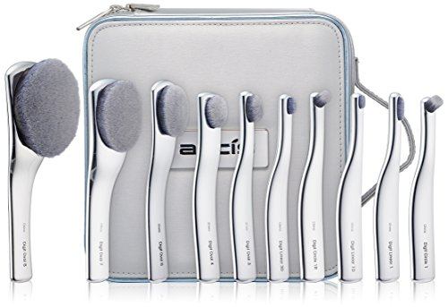 Digit 10 Brush Set in Luxury Case