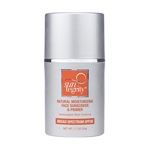 Suntegrity Natural Moisturizing Face Sunscreen and Primer Broad Spectrum