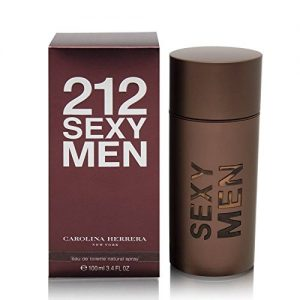 Sexy by Carolina Herrera For Men. Eau De Toilette Spray 3.4-Ounces