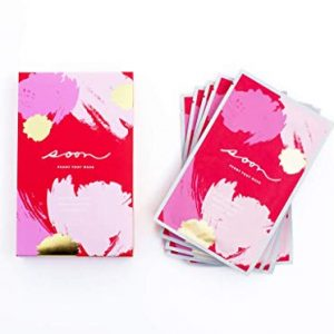 Soon Skincare Peony Foot Mask | Luxury Korean Skin Care Foot Soak