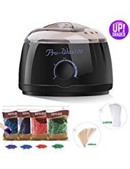 Wax Warmer Professional Electric At Home Waxing Kit for Hair Removal