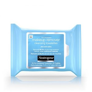Neutrogena Makeup Remover Cleansing Towelettes, Fragrance Free