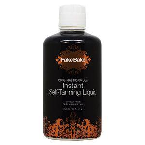 Self Tanning Liquid Original Formula by Fake Bake | Airbrush Tanning Solution
