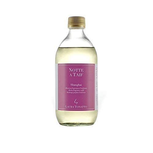 Laura Tonatto Refill Shanghai Notte A TAIF 500 ml Reload Scent House Home