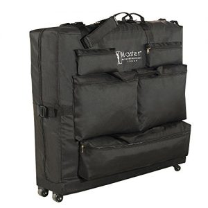 Master Massage Universal Wheeled Massage Table Carry Case