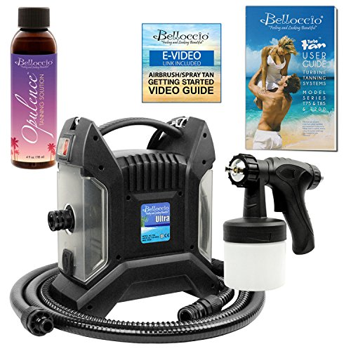 Belloccio Ultra Pro High Performance Sunless Turbine Spray Tanning System