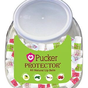 Protector Brands-All Natural Lip Balm -120 pack mini lip balms