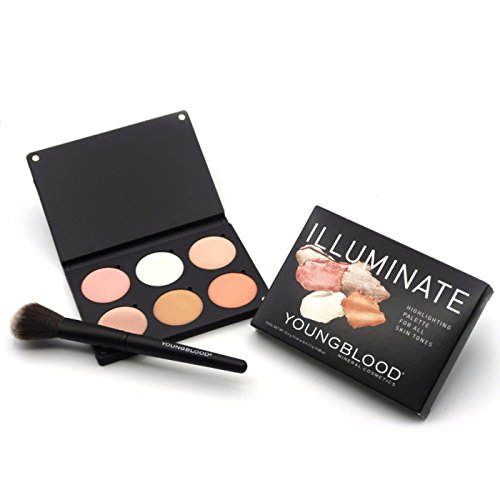 Youngblood Clean Luxury Cosmetics Illuminate Palette