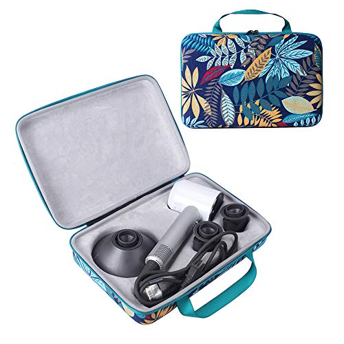 Bimoon Colorful Hard Traveling Case for Dyson Supersonic