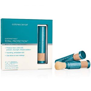 Colorescience Sunforgettable Total Protection Brush-On Shield Multipack