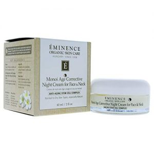 Eminence Organic Skincare Monoi Age Corrective Night Cream
