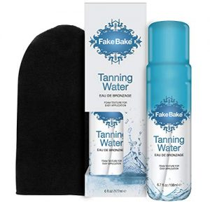 Fake Bake Tanning Water   Instant Hydration with Passion Flower