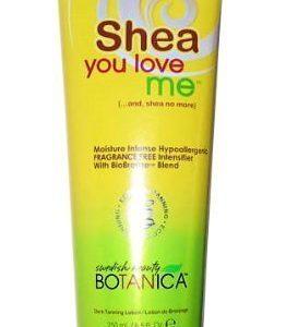Swedish Beauty Shea You Love Me - Natural Dark Tanning