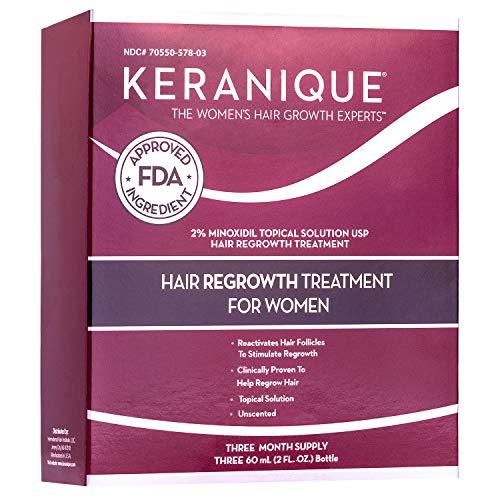Keranique Hair Regrowth Treatment Extended Nozzle Sprayer