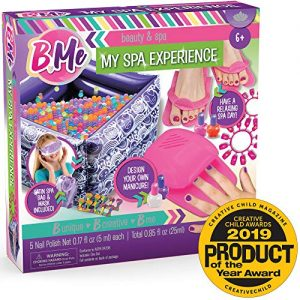 B Me My Spa Experience - Ultimate Kids Spa Kit w/ Nail Polish