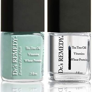 Dr.'s REMEDY Enriched Nail Polish, TRUSTING Turquoise