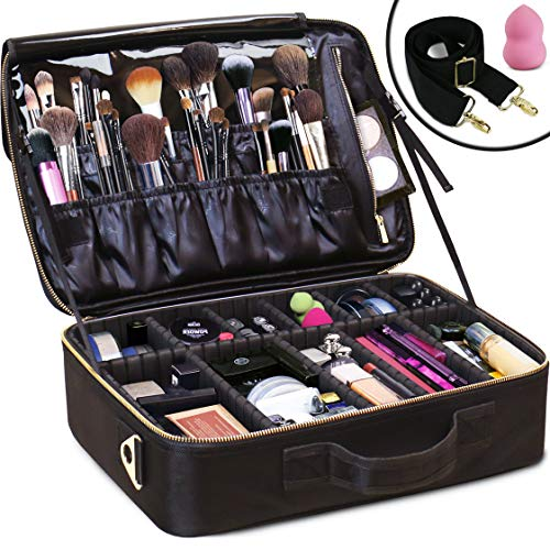 Daniel Harris Makeup Bag/Cosmetic bag | Makeup Case