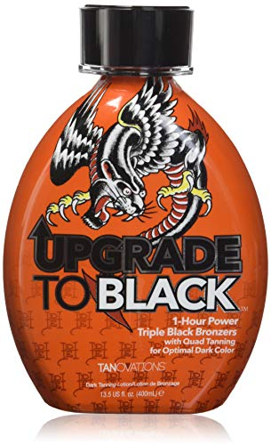 Ed Hardy UPGRADE TO BLACK Triple Black Bronzer