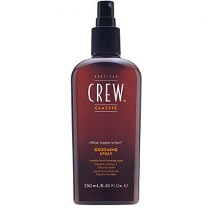 American Crew Grooming Spray for Men, Variable Hold