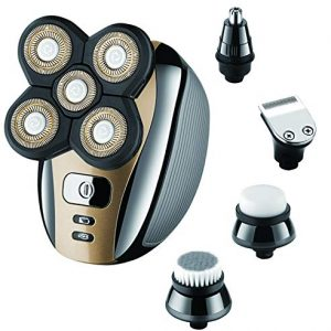 Electric Razor for Men Head Shaver for Bald Men Grooming Kit