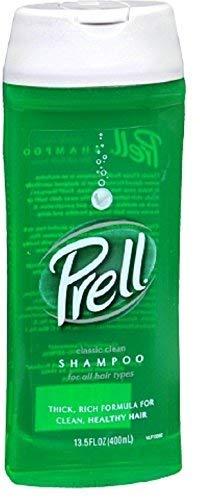 Prell Shampoo, Classic Clean
