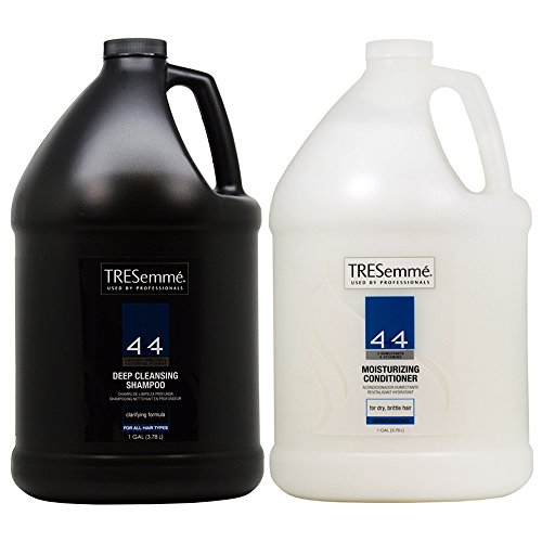 TRESemme 4+4 Deep Cleansing Shampoo & Moisturizing Conditioner