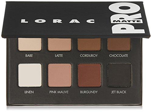 LORAC PRO Matte Eye Shadow Palette