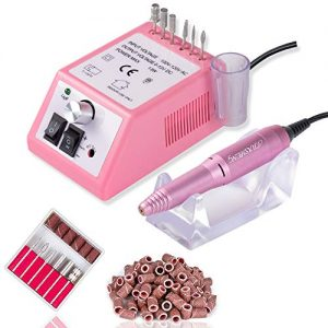 Electric Nail Drill Professional Nail File Drill Acrylic Nails Kit