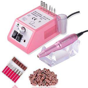 Electric Nail Drill Professional Nail File Drill Acrylic Nails Kit