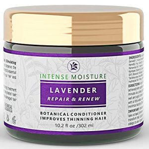 Hair Loss Conditioner Lavender - Cypress Intensive Repair For Weak Thinning Hair