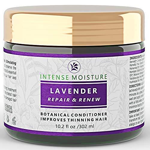 Hair Loss Conditioner Lavender - Cypress Intensive Repair For Weak Thinning Hair