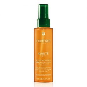 Rene Furterer KARITE NUTRI Intense Nourishing Oil, Pre-Shampoo Treatment