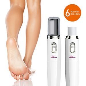Electric Nail File System & Callus Remover (4 in 1) Best Pedi Tools