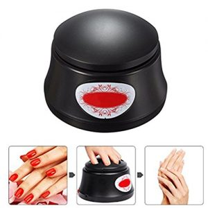 Gel Nail Polish Acrylic Steamer Remover Portable Nail Resurrection
