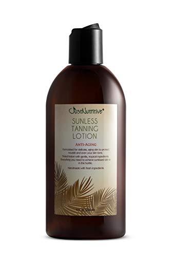 Sunless Tanning - Anti-Aging