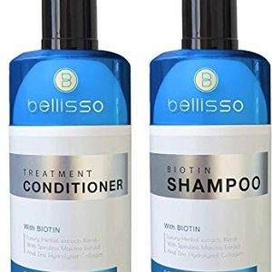 Biotin Shampoo and Conditioner for Hair Growth | Thickening Anti Hair Loss