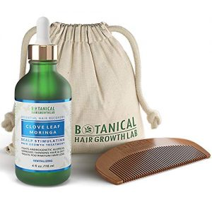 Botanical Hair Growth Lab Scalp Stimulating Treatment Clove Leaf
