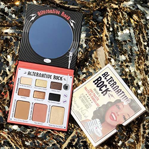 theBalm Alternative Rock Vol. 2 Face Palette, Blush, Shadow