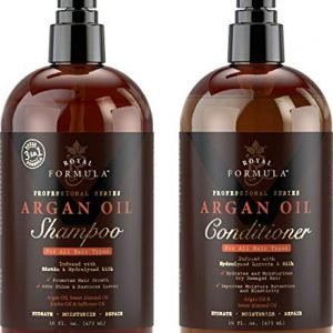 Royal Formula Argan Oil Shampoo & Hair Conditioner Set
