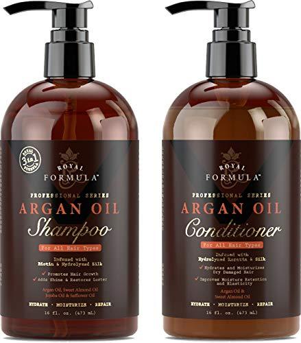 Royal Formula Argan Oil Shampoo & Hair Conditioner Set