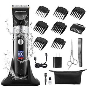 Hair Clippers for men, MIGICSHOW Cordless Hair Trimmer